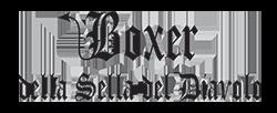 Boxer della Sella del Diavolo  Logo